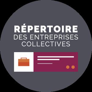 Répertoire des entreprises collectives - Espace EC